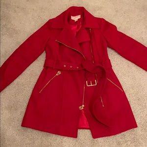Michael kors 2019 coat 🧥 💋🌹🍒